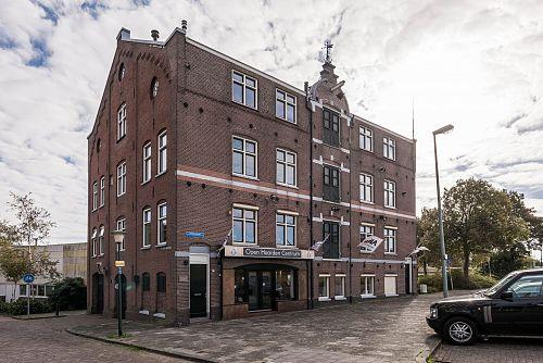 Open haarden Centrum Vlaardingen